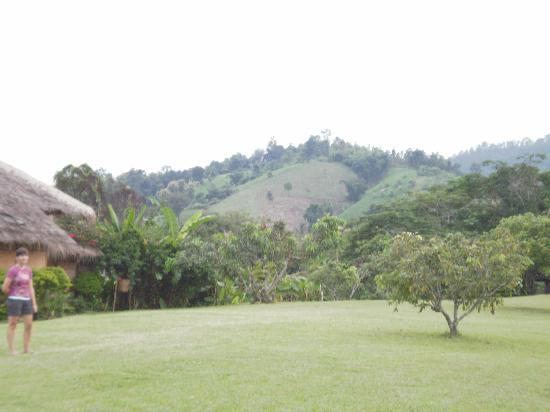 Lisu Lodge: Stunning environment