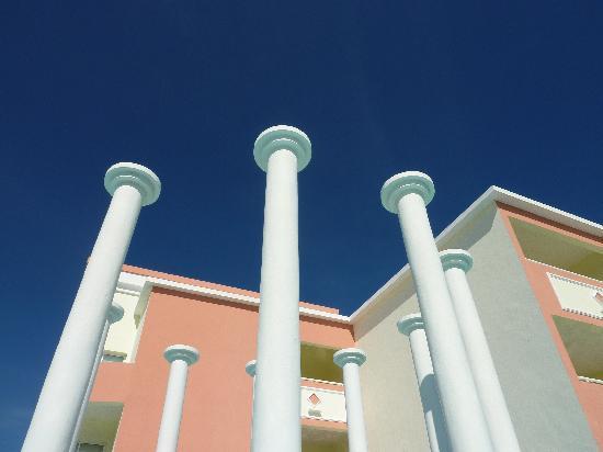 TRS Turquesa Hotel: Blue sky