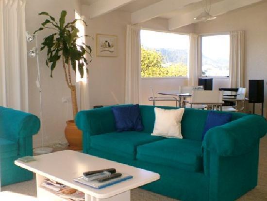 Saltwater Lodge : Living area