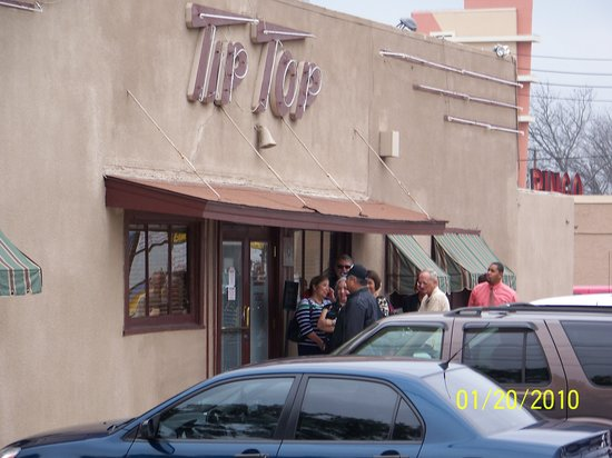 Tip Top Cafe San Antonio 2814 Fredericksburg Rd Menu Prices Restaurant Reviews Tripadvisor