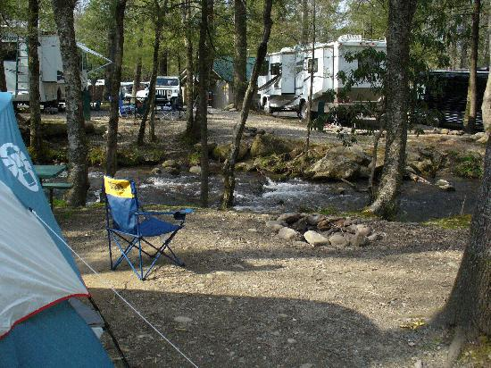 Imagination Mountain Camp-Resort: tent sites