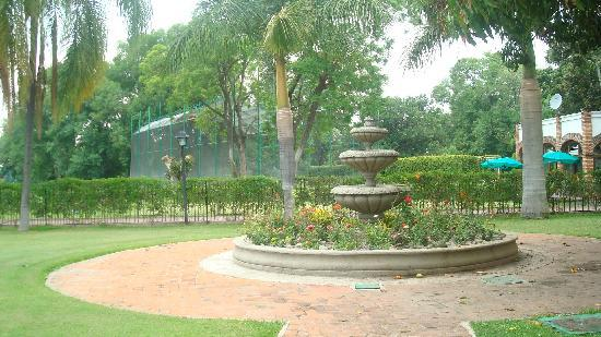Hotel Hacienda Cocoyoc: entrada