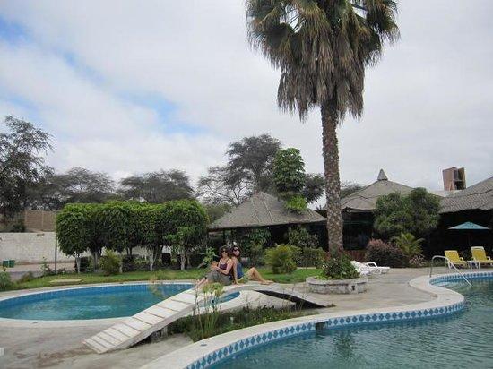 Photo of Hotel Villa de Valverde Ica