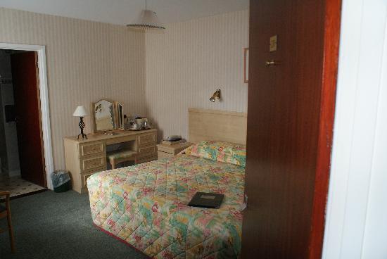 Monterey Hotel: La chambre