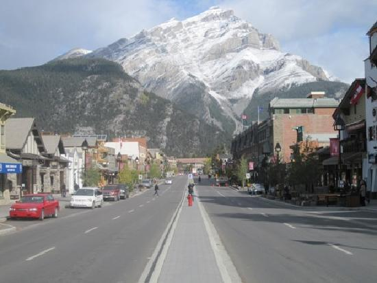 King Edward Hotel: Downtown Banff