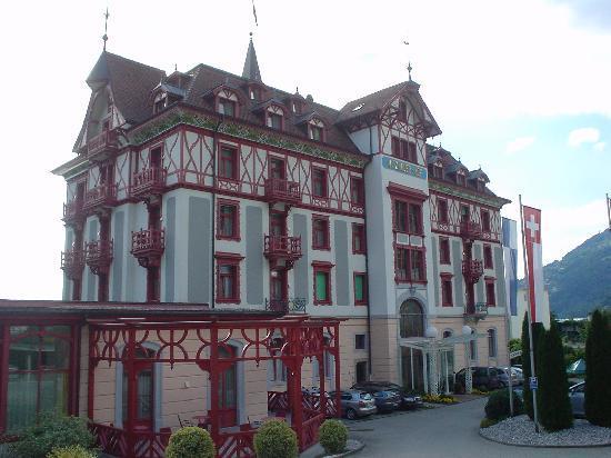 Vitznauerhof: Vitznauer Hof