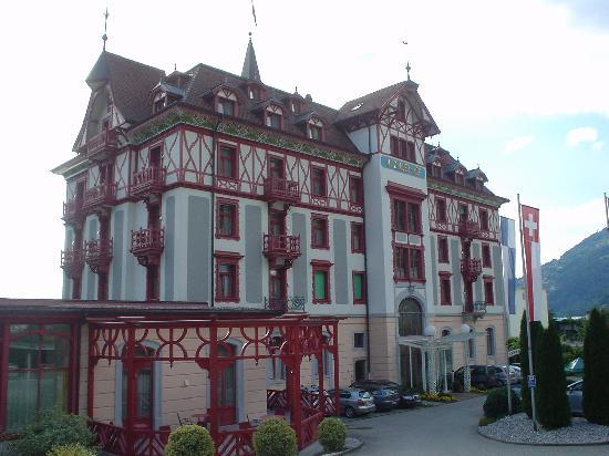 Hotel Vitznauerhof: Vitznauer Hof