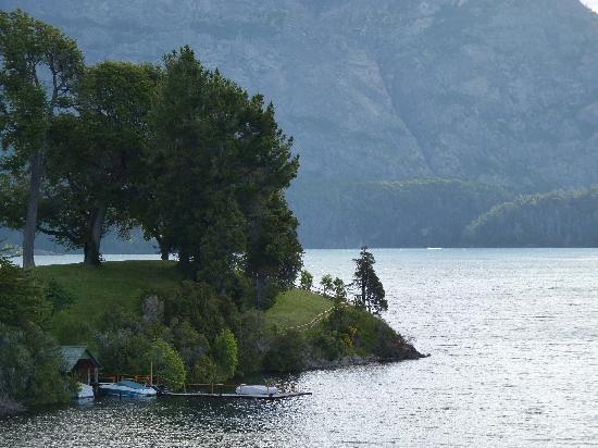 Llao Llao Hotel and Resort Golf Spa: La vista dalla camera