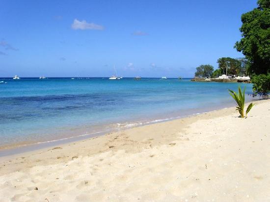 Sugar Cane Club Hotel & Spa : Beautiful hotel beach