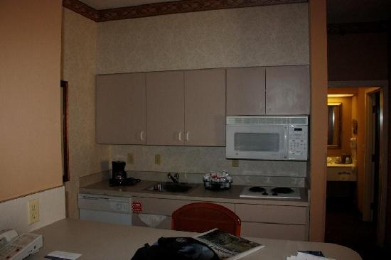 Hampton Inn & Suites Tampa - North: Kitchen