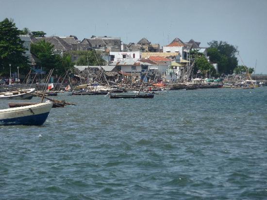 Olympic Resturant: harbour view Lamu 2