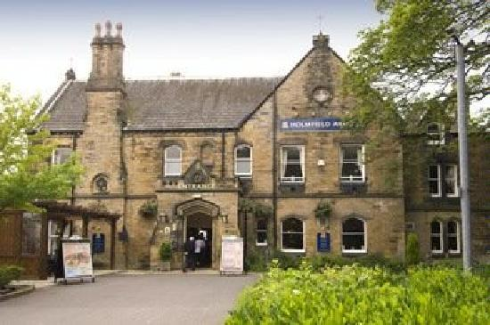Premier Inn Wakefield Central Hotel: Holmfield Arms