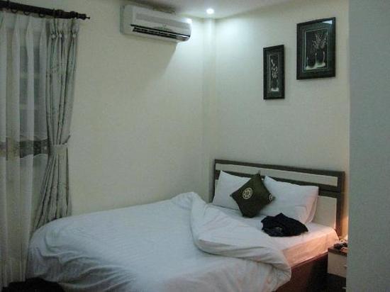 Hanoi Silver Hotel: My room
