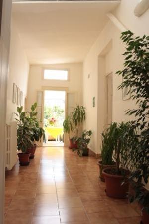 Hotel Pensione Giulia di Francesco De Chirico : INTERNI
