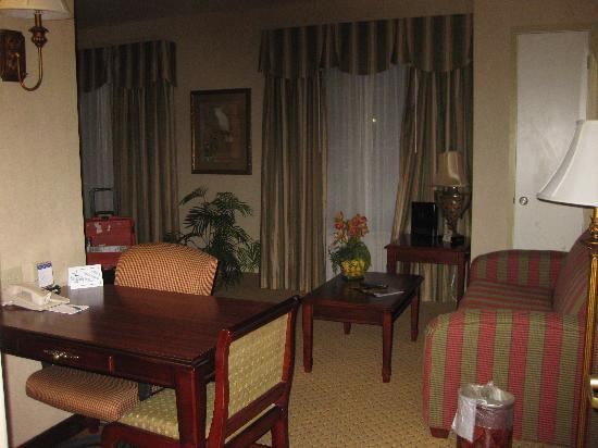 Homewood Suites Amarillo: Room