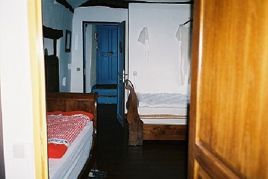 Le Mas du seigneur Alteyrac : Zimmer