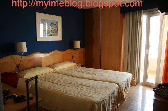 Hotel Meridional: Habitación