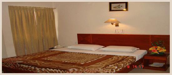 Bombay Tiffanys Hotel : room interier