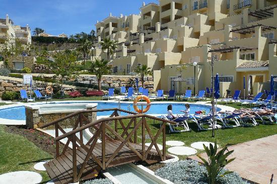 Colina Del Paraiso : Vista desde la piscina