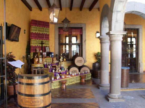 La Rojena: Day of the Dead display