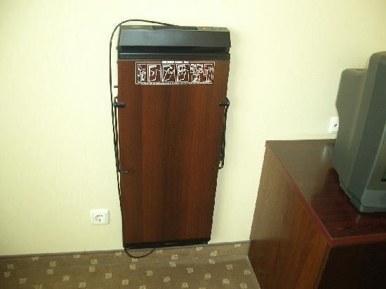 Holiday Inn Vilnius: Press for trousers