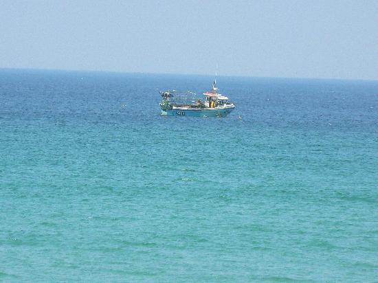 Life Guard vor Banna Strand