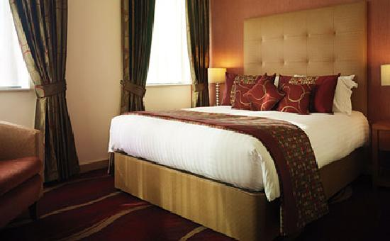 Icon Hotel Luton: Executive Bedrooms
