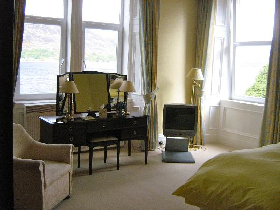 Myrtle Bank Guest House: Beautiful room with a wonderful view!