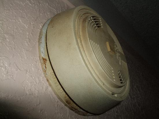 Days Inn Tallahassee University Center: Fire detector 2