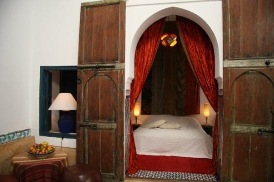Hotel Riad Zina Marrakech Morocco
