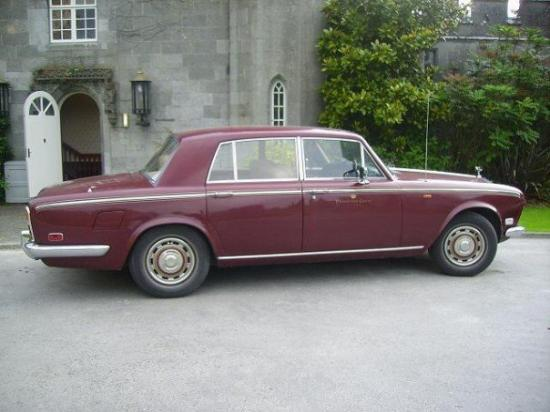 Newmarket-on-Fergus, Ireland: They had a Rolls.