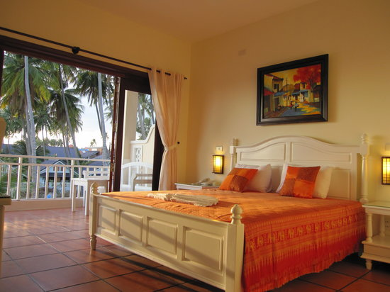 Grace Boutique Resort: Room interior
