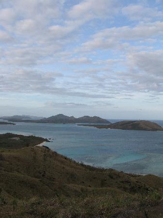 Blue Lagoon Beach Resort: Views from a hike