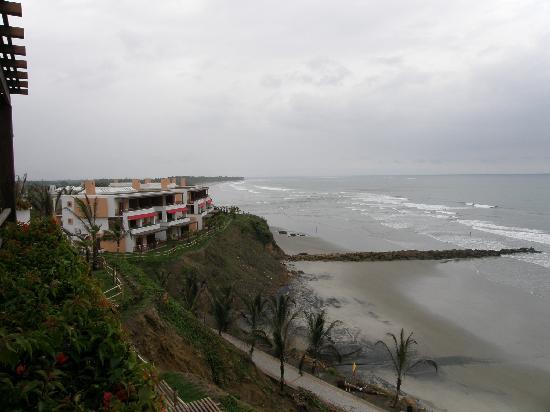 Royal Decameron Mompiche: Excelente vista, y playas tranquilas
