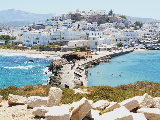 Athina Studios and Apartments: Naxos town