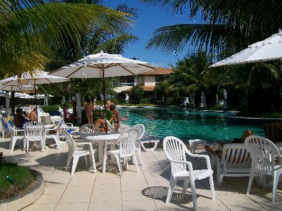 Atlantico Buzios Hotel: Piscina espectacular