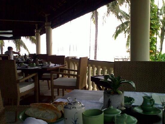 Evason Ana Mandara Nha Trang: Beim Frühstück