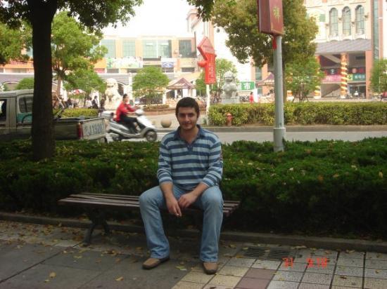 Ningxi Town : Taizhou, Zhejiang, Çin