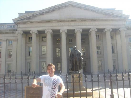 United States Department of the Treasury: US Department Of Treasury!!!