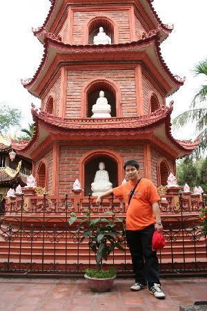 Prince Hanoi Hotel: haa