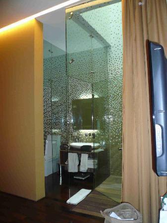 Boutique Hotel de Cortes: Juniorsuite Bad