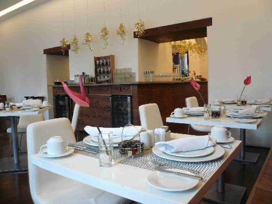 Boutique Hotel de Cortes: Restaurant