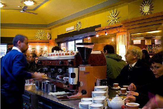 La Casa del Caffe Tazza d Oro: Tazza d'Oro