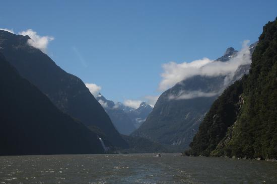 Milford Sound Scenic Cruises - Real Journeys: All at sea
