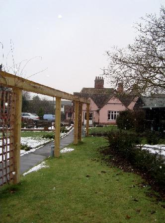 The Red Lion Inn: Exterior grounds