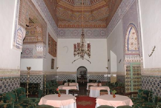 Riad Hida : Dining Salon