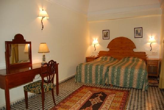 Riad Hida : Our Doubleroom