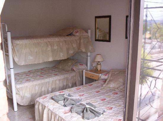 Hotel Bristol: Habitación cuádruple