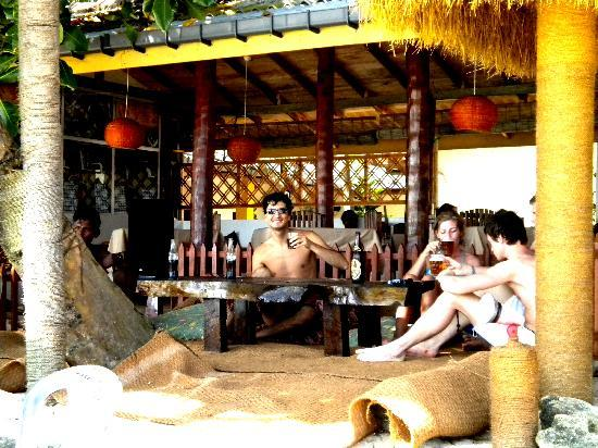 Tartaruga Hotel & Beach Restaurant: Chilling lounge