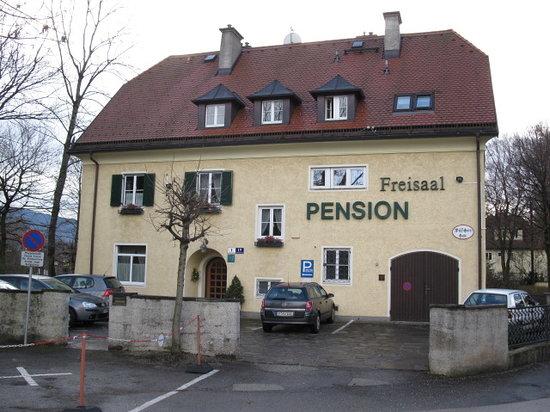 Hotel Garni Pension Freisaal: esterno